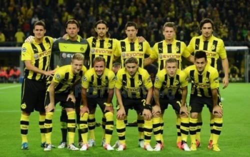 Немецкие клубы футбол